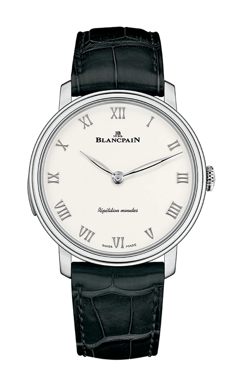 Blancpain Villeret Watch 6632-1542-55B product image