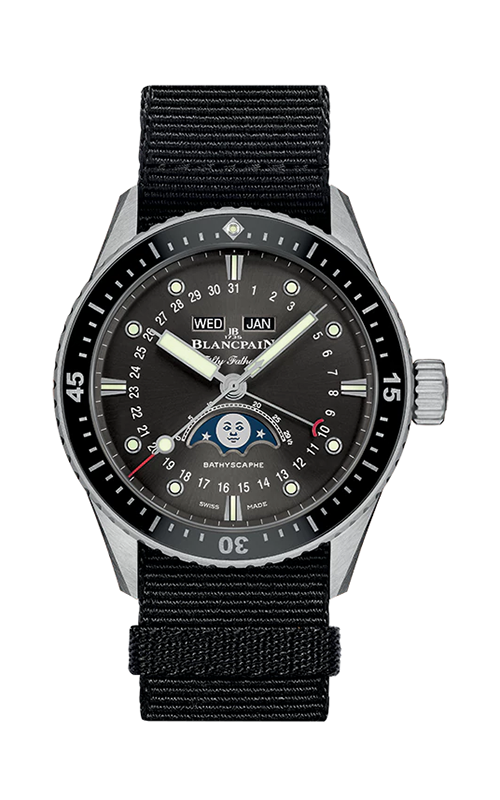 Blancpain Fifty Fathoms Watch 5054-1110-NABA product image