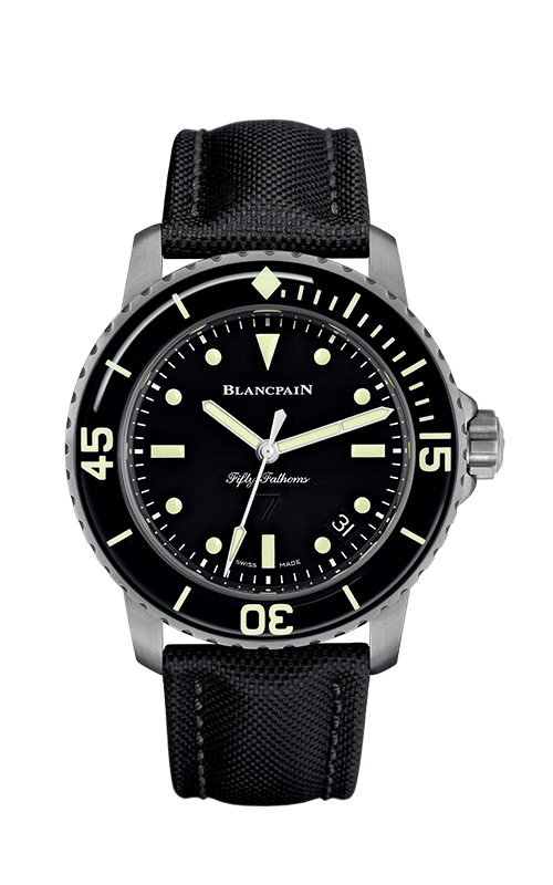 Blancpain Fifty Fathoms Watch 5015E-1130-B52A product image