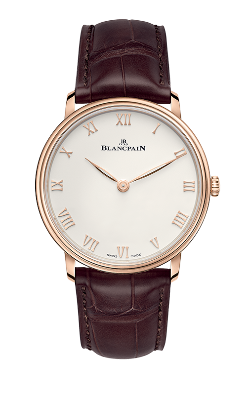 Blancpain Villeret Watch 6605-3642-55B product image