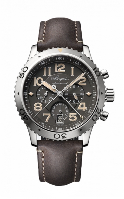 Breguet Type XX - XXI - XXII Watch 3817ST/X2/3ZU product image
