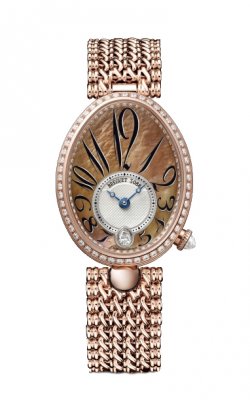 Breguet Reine de Naples Watch 8918BR5TJ20D000 product image