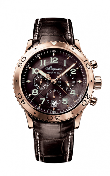 Breguet Type XX - XXI - XXII Watch 3810BR 92 9ZU product image