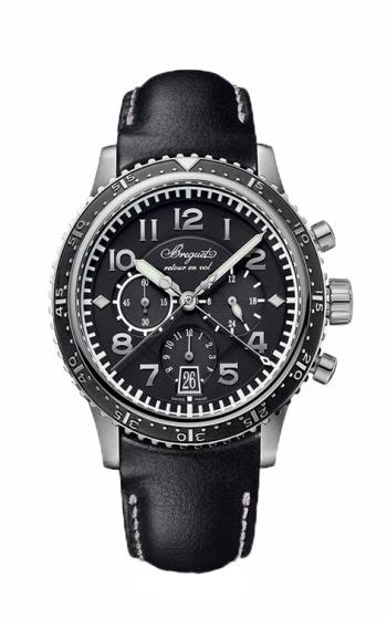 Breguet Type XX - XXI - XXII Watch 3810TI H2 3ZU product image