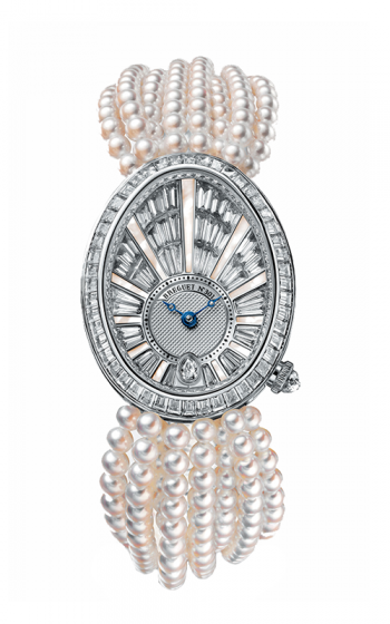 Breguet Reine de Naples Watch 8939BB 6D J49 DD0D product image