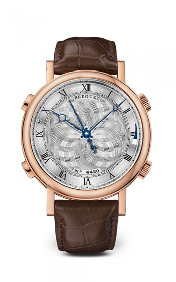 Breguet Classique Watch 7800BR AA 9YV product image