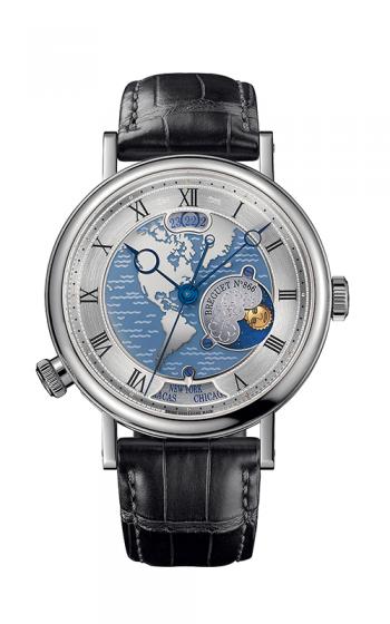 Breguet Classique Watch 5717PT US 9ZU product image