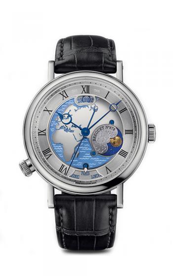 Breguet Classique Watch 5717PT EU 9ZU product image