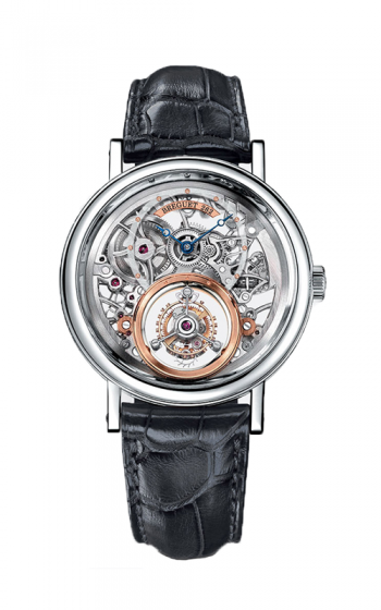 Breguet Classique Complications Watch 5335PT 42 9W6 product image