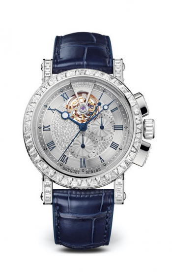 Breguet Marine Watch 5839BB 6D 9ZU DD0D product image