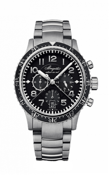 Breguet Type XX - XXI - XXII Watch 3810TI H2 TZ9 product image