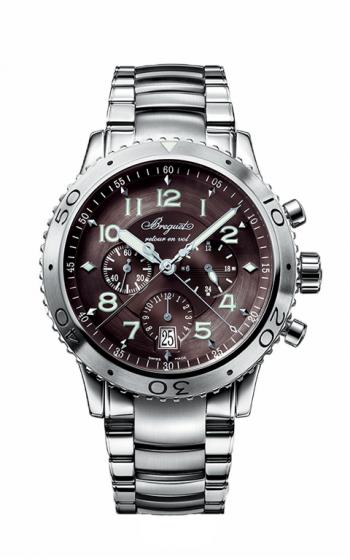 Breguet Type XX - XXI - XXII Watch 3810ST 92 SZ9 product image