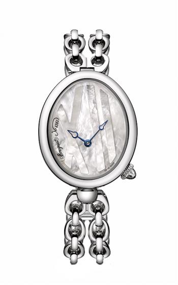 Breguet Reine de Naples Watch 9807ST 5W J50 product image