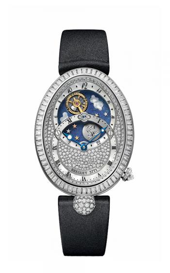 Breguet Reine de Naples Watch 8999BB 8D 874 D00D product image