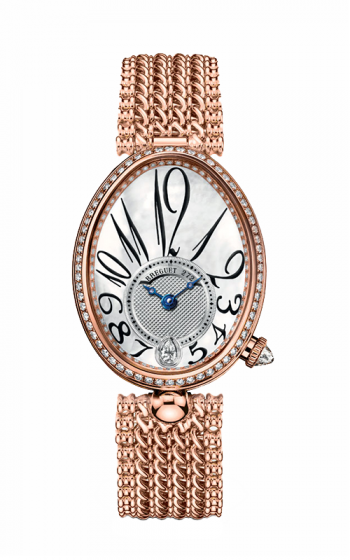 Breguet Reine de Naples Watch 8918BR 58 J20 D000 product image