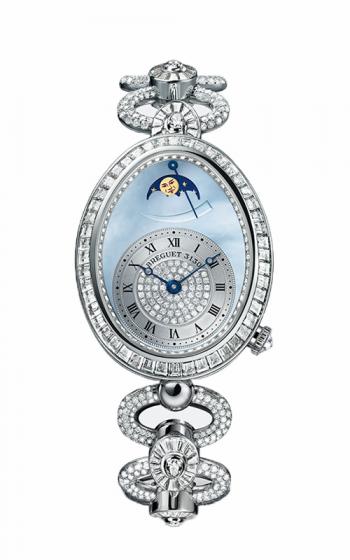 Breguet Reine de Naples Watch 8909BB/VD/J29/DDDD product image