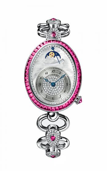 Breguet Reine de Naples Watch 8909BB 5D J21 RRRR product image
