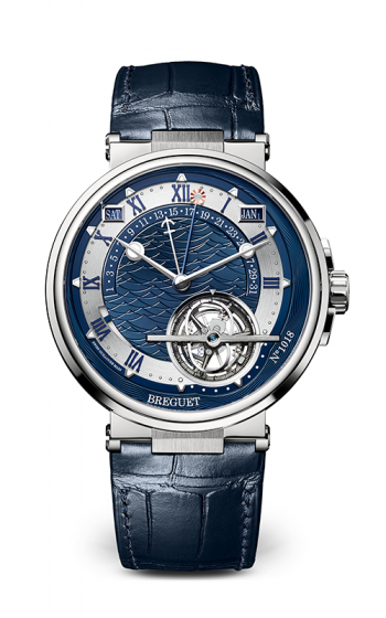 Breguet Marine Watch 5887PT Y2 9WV product image