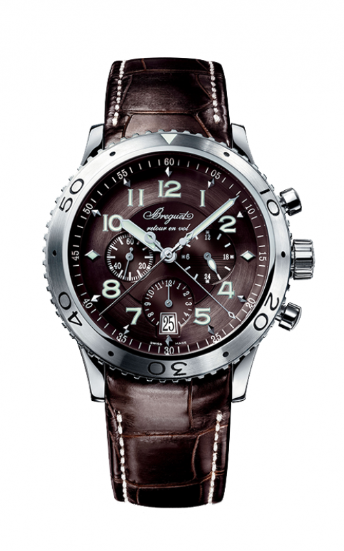 Breguet Type XX - XXI - XXII Watch 3810ST929ZU product image