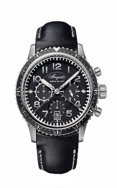 Breguet Type XX - XXI - XXII Watch 3810TI/H2/3ZU product image
