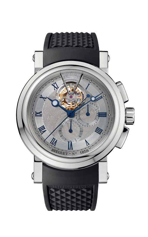 Breguet Marine Watch 5837PTU25ZU product image