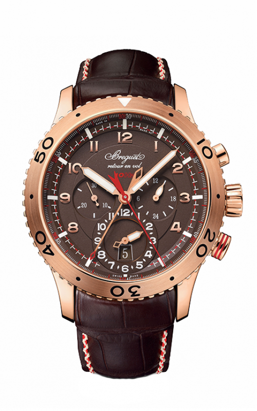 Breguet Type XX - XXI - XXII Watch 3880BRZ29XV product image
