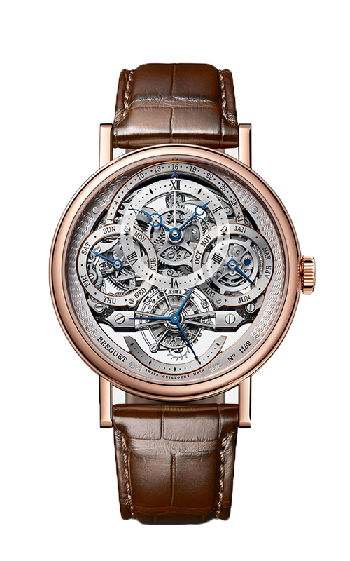 Breguet Classique Complications Watch 3795BR1E9WU product image
