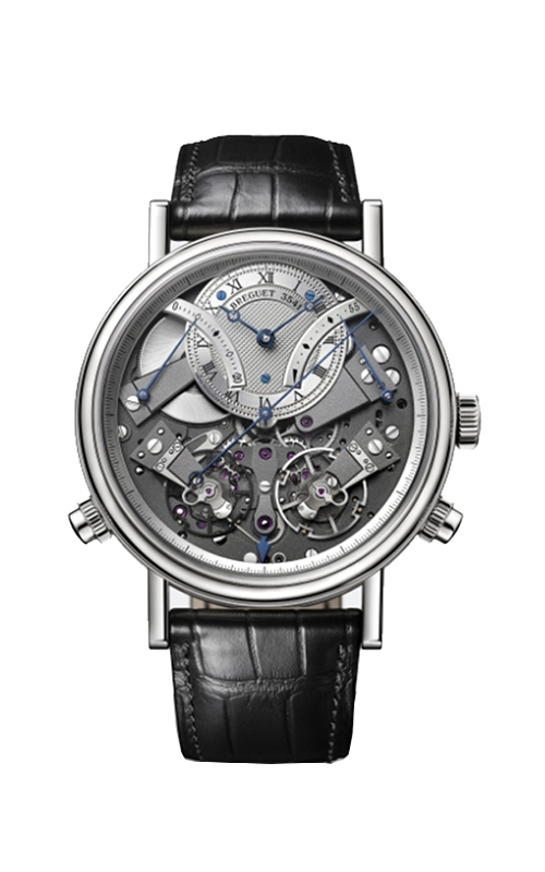Breguet Tradition Watch 7077BB G1 9XV product image