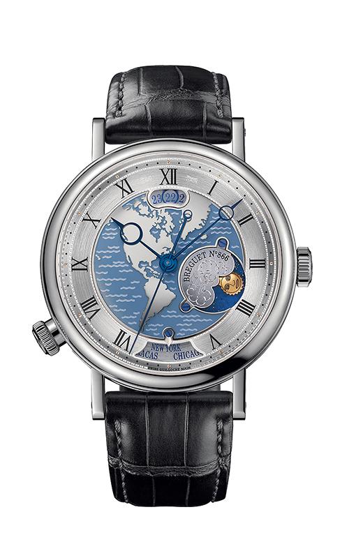 Breguet Classique Watch 5717PT/US/9ZU product image