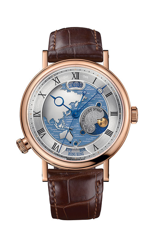 Breguet Classique Watch 5717BR AS 9ZU product image