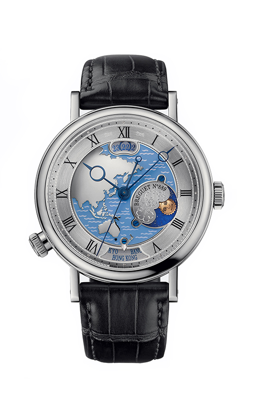 Breguet Classique Watch 5717PT/AS/9ZU product image