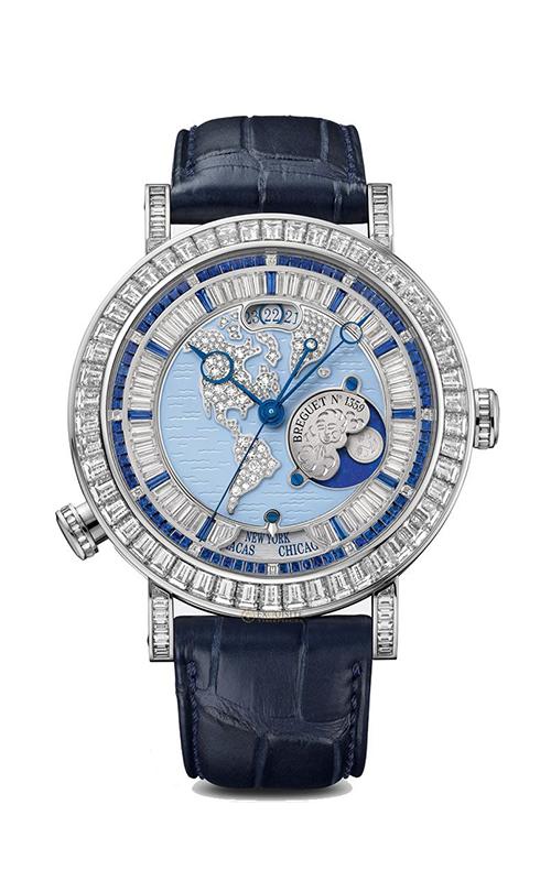 Breguet Classique Watch 5719PTUS9ZVDD0D product image