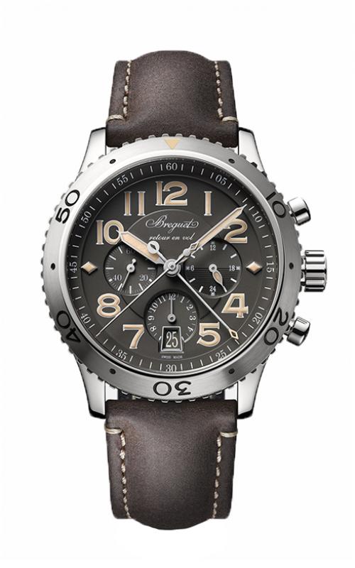 Breguet Type XX - XXI - XXII Watch 3817STX23ZU product image