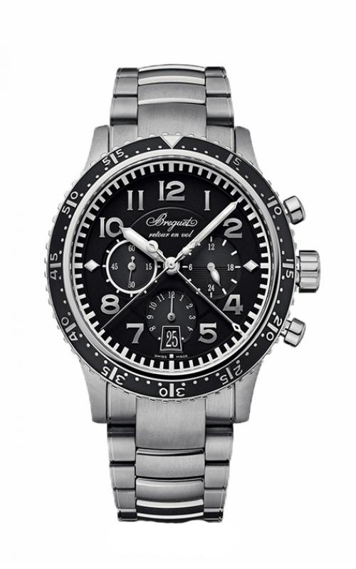 Breguet Type XX - XXI - XXII Watch 3810TI/H2/TZ9 product image