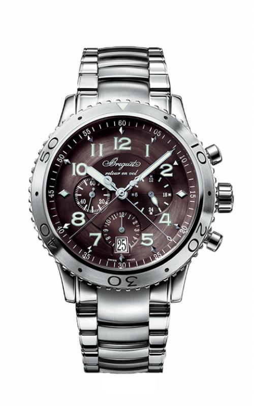 Breguet Type XX - XXI - XXII Watch 3810ST/92/SZ9 product image