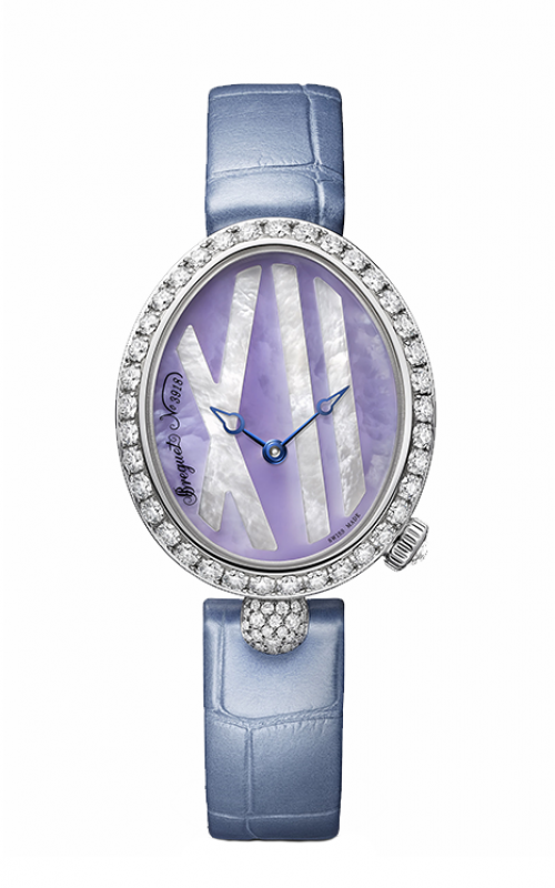 Breguet Reine de Naples Watch 9818BB/5V/922/DD0D product image