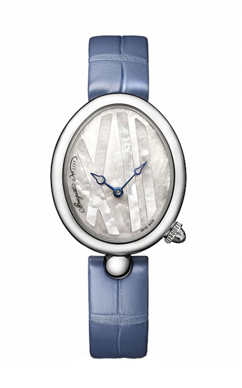 Breguet Reine de Naples Watch 9807ST5W922 product image