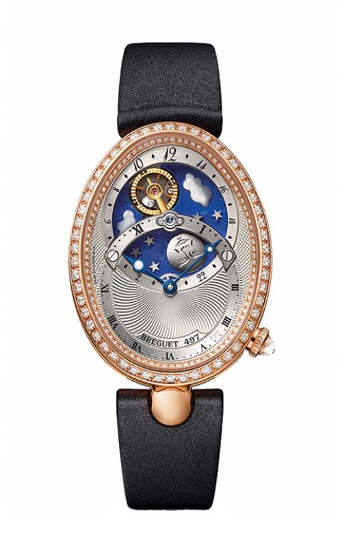 Breguet Reine de Naples Watch 8998BR/11/874/D00D product image