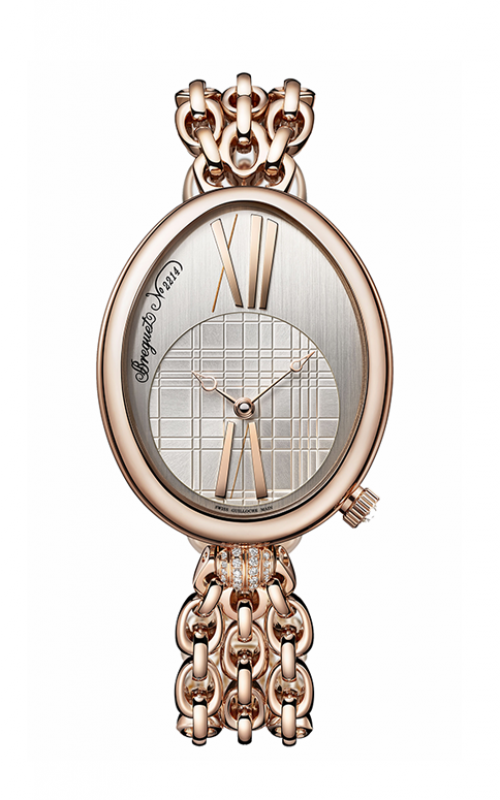 Breguet Reine de Naples Watch 8968BR11J500D00 product image