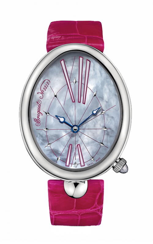 Breguet Reine de Naples Watch 8967STG1986 product image