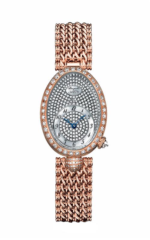 Breguet Reine de Naples Watch 8928BR/8D/J20/DD0D product image
