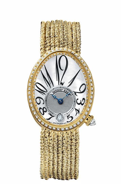 Breguet Reine de Naples Watch 8918BA58J39D00D product image