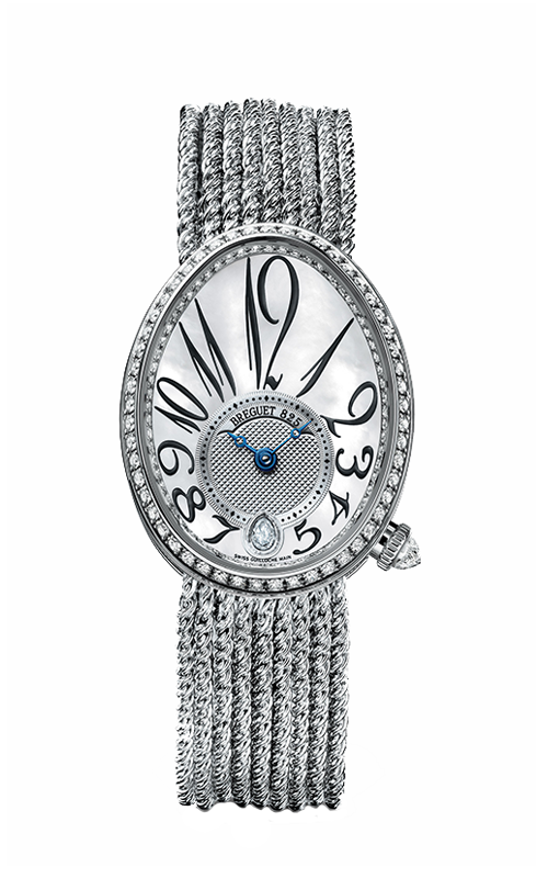 Breguet Reine de Naples Watch 8918BB/58/J39/D00D product image