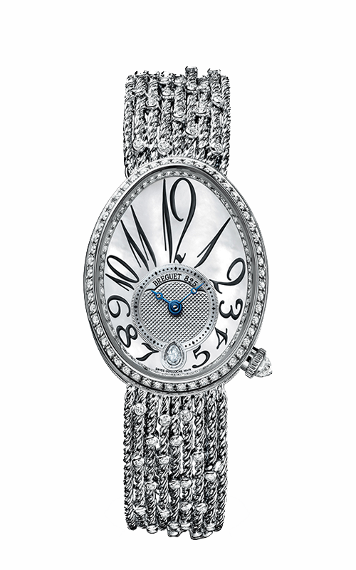 Breguet Reine de Naples Watch 8918BB58J31D0DD product image