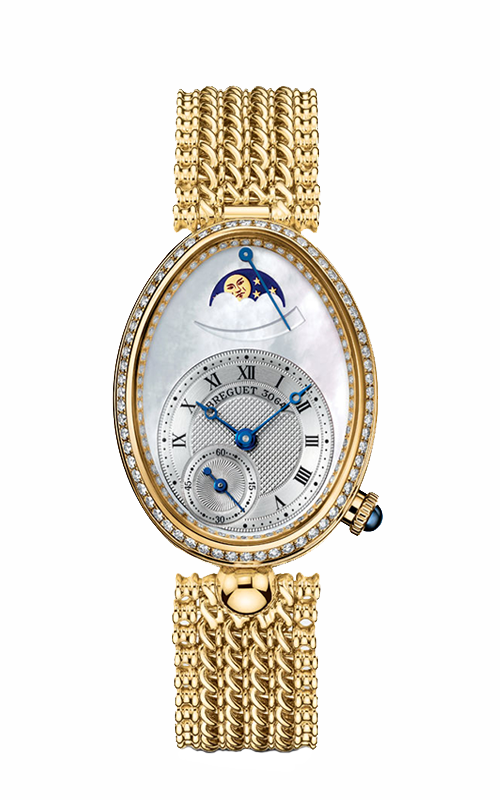 Breguet Reine de Naples Watch 8908BA/52/J20/D000 product image
