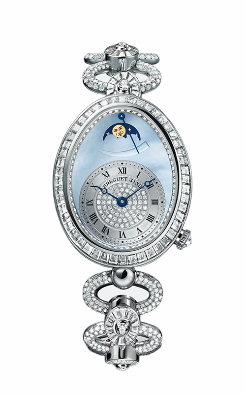 Breguet Reine de Naples Watch 8909BB/VD/J29/DDDD product image