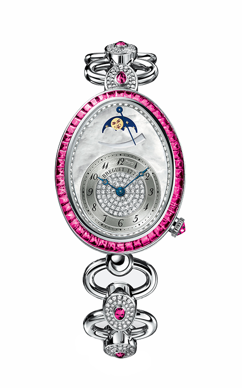Breguet Reine de Naples Watch 8909BB5DJ21RRRR product image