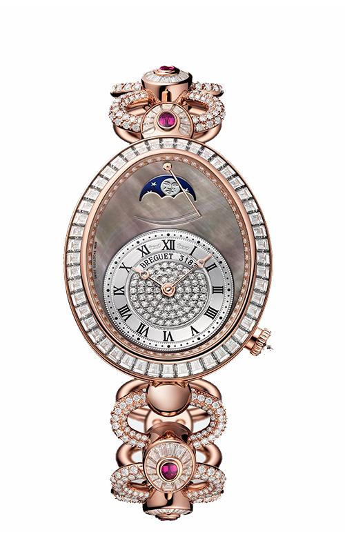 Breguet Reine de Naples Watch 8909BR/8T/J29/DDDR product image