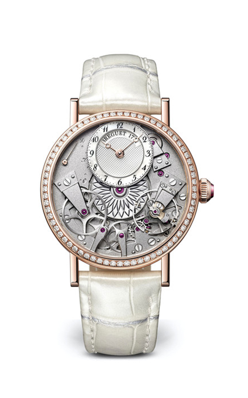 Breguet Tradition Watch 7038BR/18/9V6/D00D product image