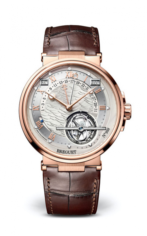 Breguet Marine Watch 5887BR129WV product image
